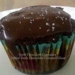 Salted Dark Chocolate Caramel Frosting