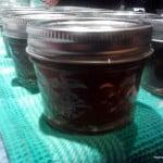 Canning Peach Jam