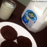 Molasses Cookies: Most Dunkable Cookie?