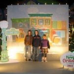"""A Very Furry Christmas"" at Sesame Place"
