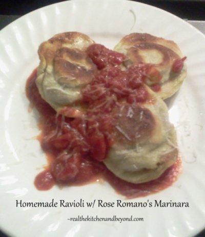 rose romano's marinara