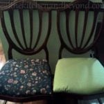 Thrifty Thursday: Replacing Dining Room Chairs