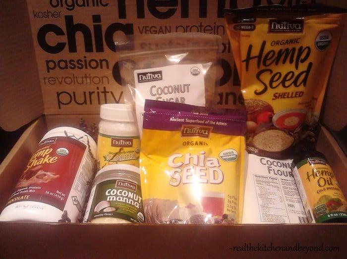 nutiva baking products