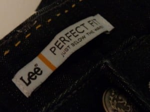 Lee Jeans ~made with moms in mind but not your mom's jeans