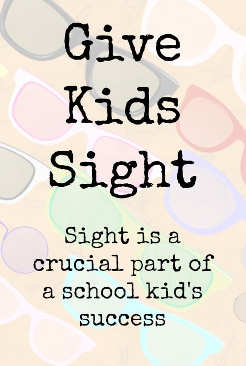 Give Kids Sight Picture