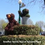Kicking off Sesame Place Season 2013