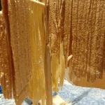 Homemade Whole Wheat Pasta
