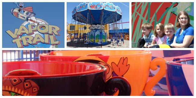 Sesame Place ~ Adventures for young and old