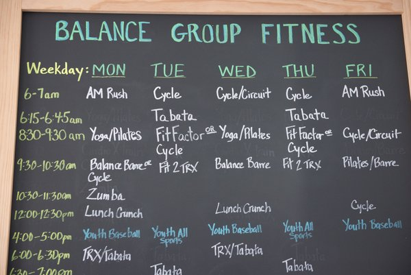 Balance Fitness ~ Chestnut Hill. PA