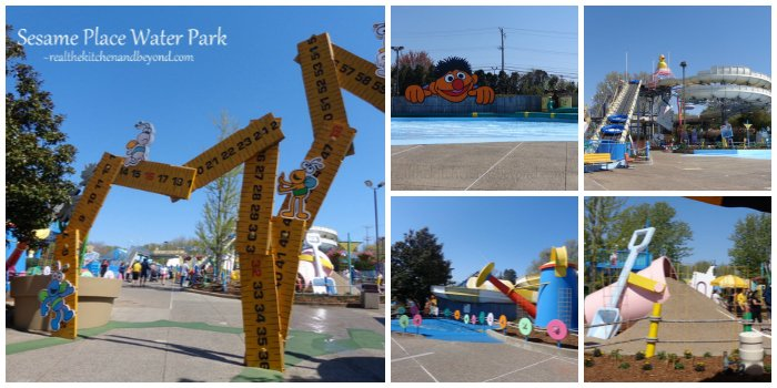 Sesame Place ~ adventures for old and young