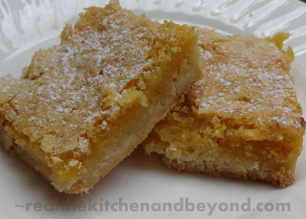 These lemon lime bars are a crowd pleaser with the sweet tart lemon lime topping and melt in your mouth buttery crust combining for one decadent dessert