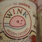 Wink Frozen Desserts: Allergy Friendly Yum