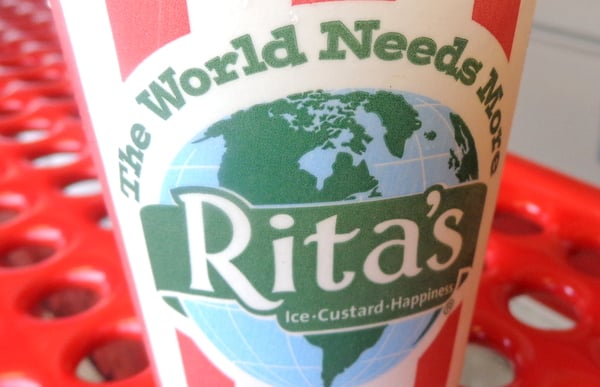 Rita's Water Ice teams up with Alex's Lemonade Stand to help beat childhood cancer, one cup at a time
