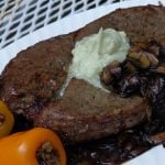 How to Grill Perfect Steak: Black and Blue Sirloin Steak