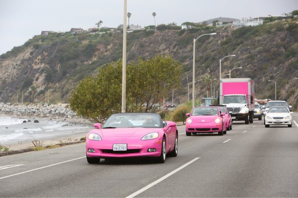 #BarbieIsMoving and inviting you to welcome her on a visit to towns and cities around the country
