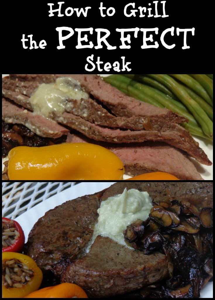 how to cook black and blue steak