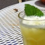 Pineapple Mint Refresher