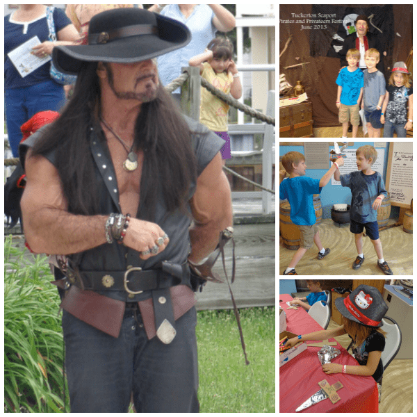 Tuckerton Seaport Pirates and Privateers Festival