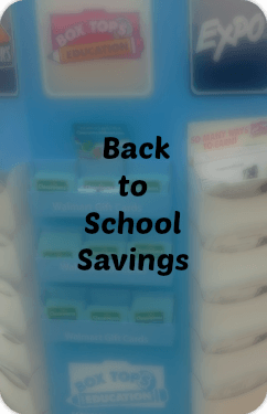 9 tips for back to school savings