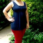 Fashion Friday: Red, White, and Blue