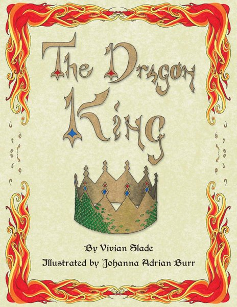 The Dragon King by Vivian Slade is a great story for kids ages 5-10. Buy a copy and a copy will be donated to a school, orphanage or hospital somewhere around the globe. Help reach the goal of 1,000,000 copies donated.
