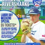Take Me Out To the Camden Riversharks