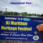 Tuckerton Seaport, A Boat Show and Disney