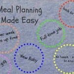 Back to School Menu Planning Made Easy