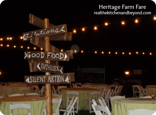 Heritage Farm Fare showcased a gorgeous view of the city, local produce and restaurants all for a great cause