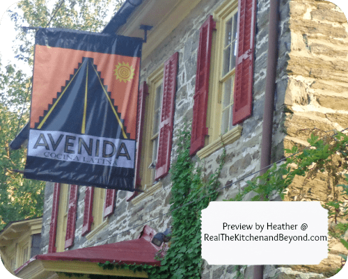 Avenida Cocina in Mt. Airy neighborhood, Germantown Ave. Phialdelphia Pa offers authentic Latin American cuisine made from scratch with quality ingredients