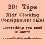 Tips to Buying Used Kids' Clothes