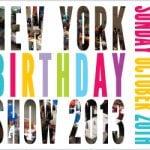 A NY Birthday Show