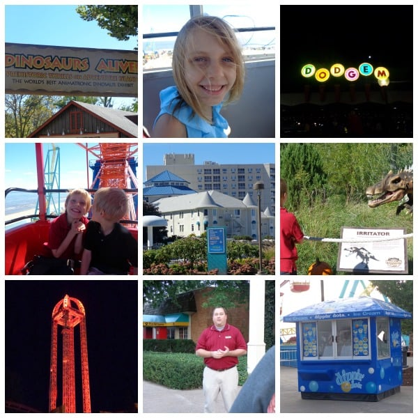 Bloggy Conference at Cedar Point is the best combination of work and family fun