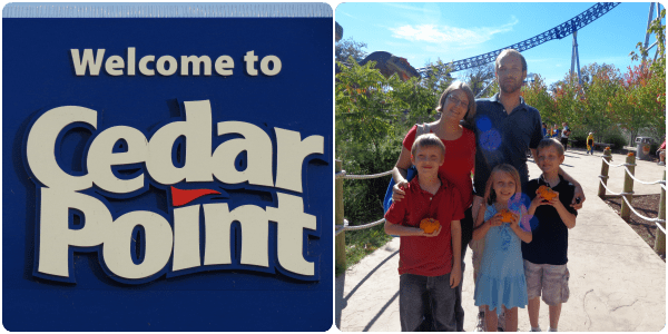 Cedar Point is a great place to mix work and fun. Bloggy Conference gave us time for the best of both worlds