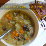 Chicken and Couscous Soup