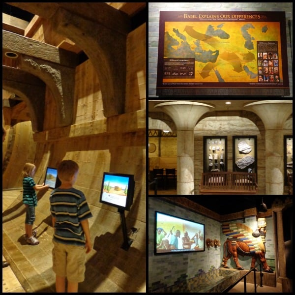 Family Vacation Destination Creation Museum Real The