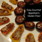 Easy Gourmet Appetizers Starring Rose Romano's {Gluten-Free}