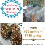 Fabulously Frugal and Loving it This Holiday
