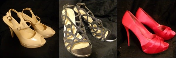 Make your wardrobe POP with frugal accessories, shoes