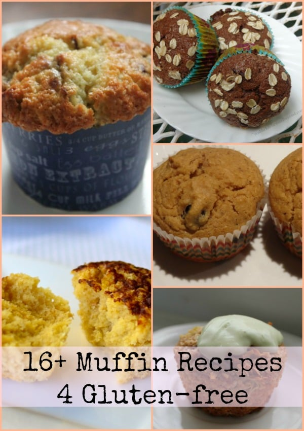 16+ muffin recipes with pictures