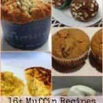 16+ Muffin Recipes, 4 Gluten-free