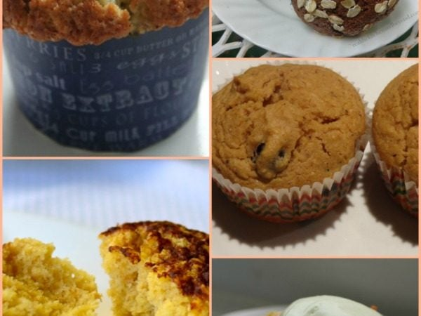 16+ Muffin Recipes, 4 Gluten-free