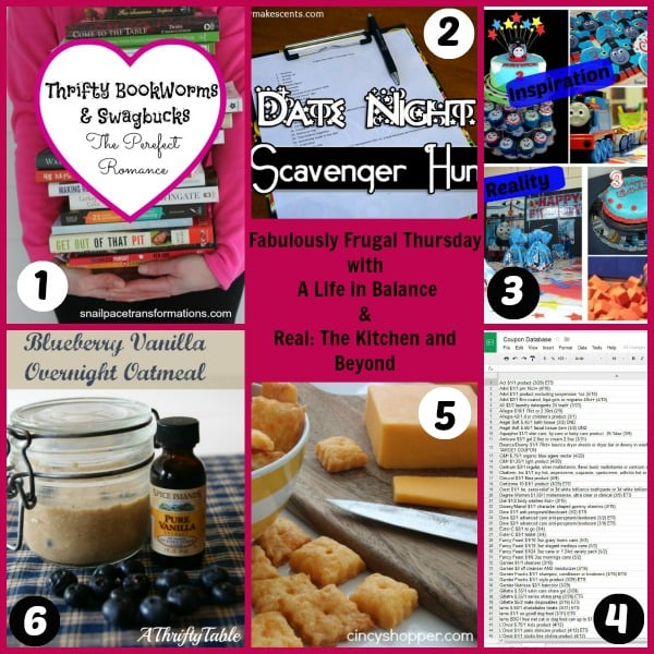 Fabulously Frugal Thursday Linky Party #55