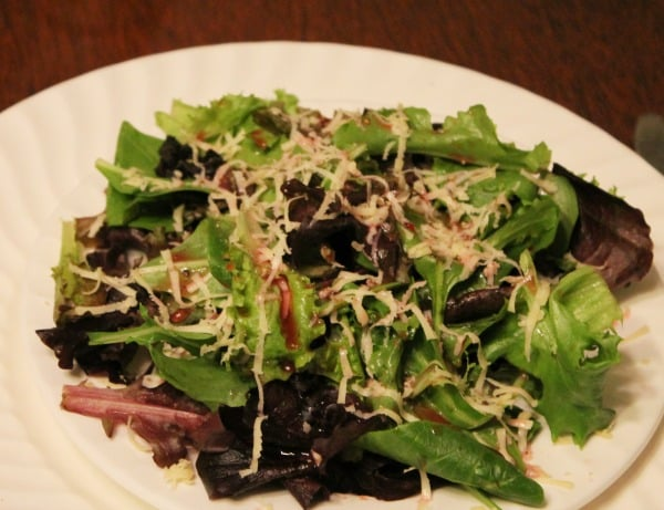 In House Date Night Menu - Real: The Kitchen and Beyond