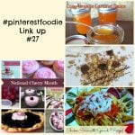 Pinterest Foodie Link-up #27