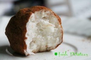 Irish potatoes recipes