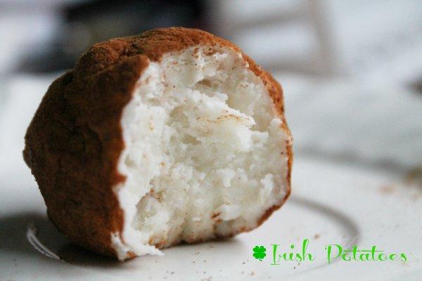 Irish Potatoes, A Candy Recipe