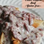 Easy Cream Chipped Beef ~Gluten-free~