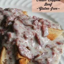 Easy Cream Chipped Beef Recipe Gluten Free