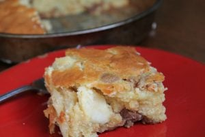 Gluten-free Apple Coffee Cake